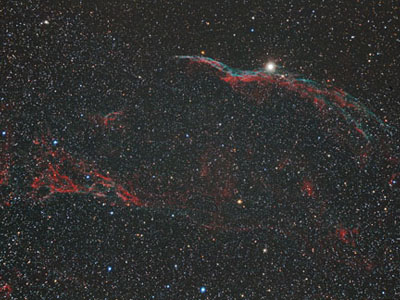 NGC 6960 by Marnix Ven